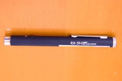 レーザーポインター RX-5N