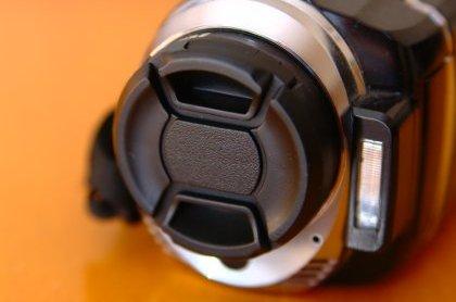 フロントレンズキャップ(センターつまみ)37mm