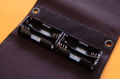 PowerFilm電池ボックス