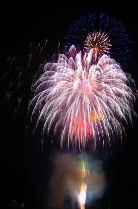 鳥羽小浜温泉の花火