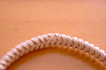 弦巻の編み始め