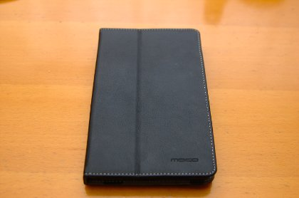 MoKo Slim Folding Cover Case for Google Nexus 7 2013 Tablet, Black